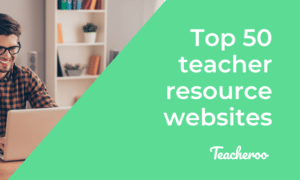 Top 50 resources for primary & secondary teachers