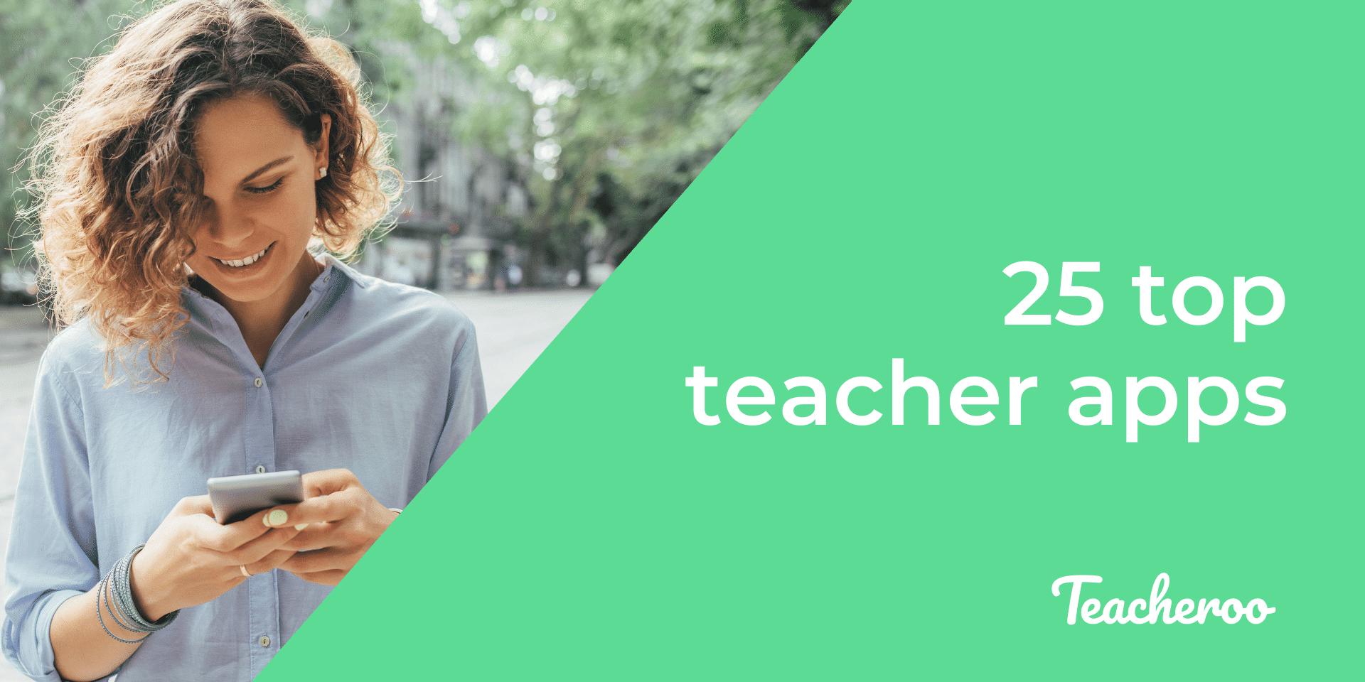Top apps for teachers 2021