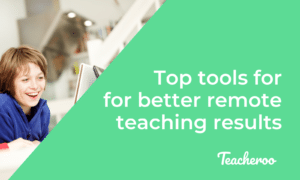 8 of the best remote teaching tools