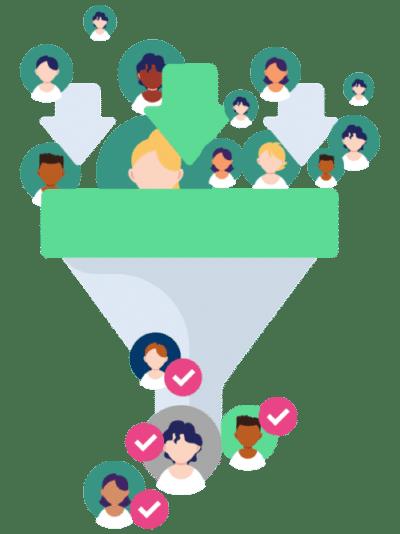 Teacher recruitment simplified